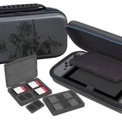 Official zelda travel case for nintendo switch 1