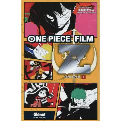 One piece anime comics z tome 1