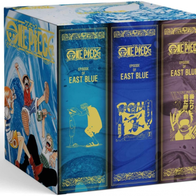 One piece coffret east blue tome 1 a 12