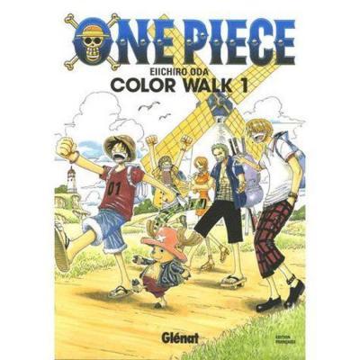 One piece color walk artbook tome 1