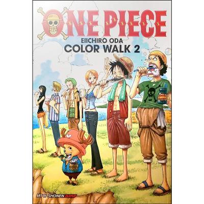 One piece color walk artbook tome 2