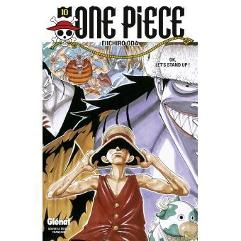 One piece edition originale tome 10