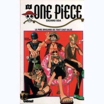 One piece edition originale tome 11