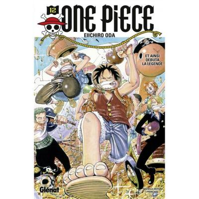 One piece edition originale tome 12