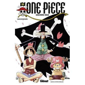 One piece edition originale tome 16
