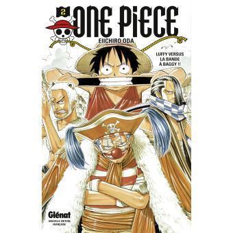 One piece edition originale tome 2