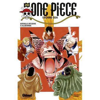 One piece edition originale tome 20