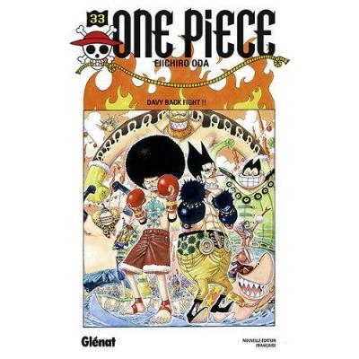 One piece edition originale tome 33