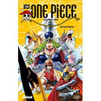 One piece edition originale tome 38