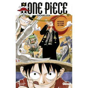 One piece edition originale tome 4