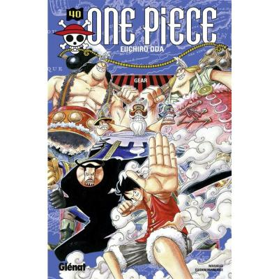 One piece edition originale tome 40