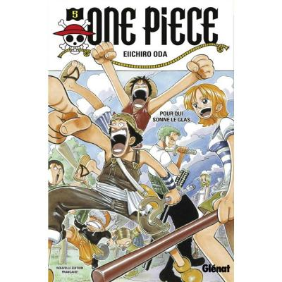 One piece edition originale tome 5