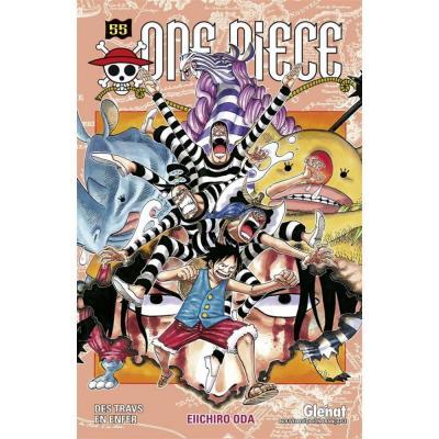 One piece edition originale tome 55