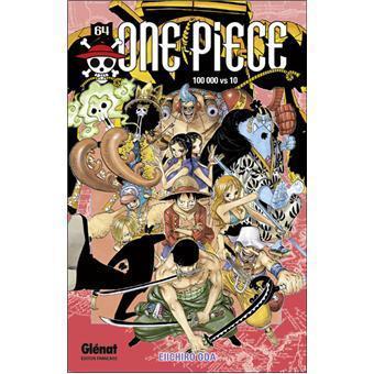 One piece edition originale tome 64