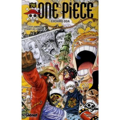 One piece edition originale tome 70