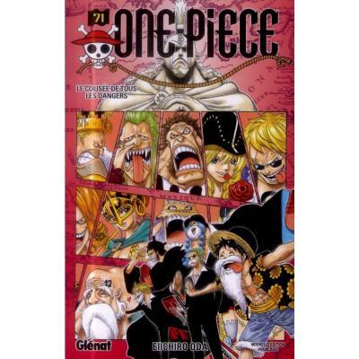 One piece edition originale tome 71