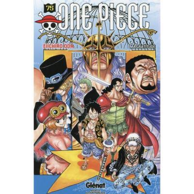One piece edition originale tome 75
