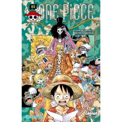One piece edition originale tome 81