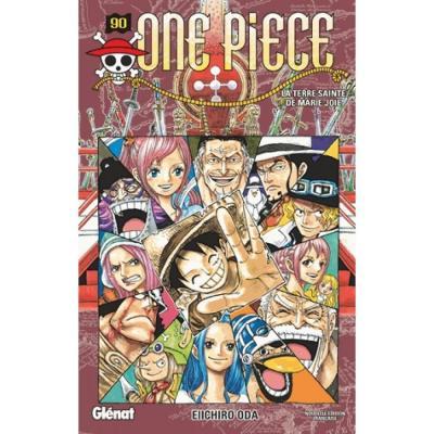 One piece edition originale tome 90