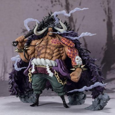 One piece kaido king beasts battle statuette figuartszero 32cm