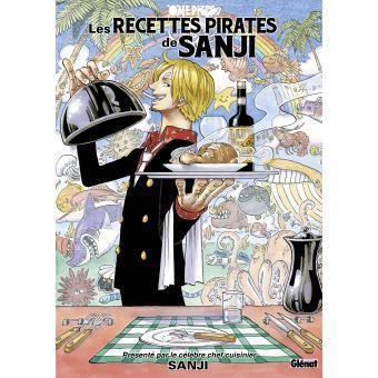 One piece les recettes pirates de sanji