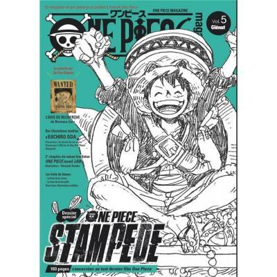 One piece magazine tome 5