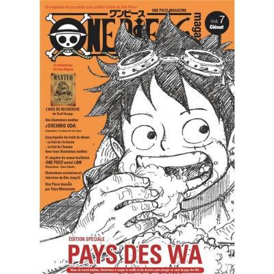 One piece magazine tome 7