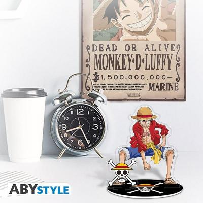 One piece monkey d luffy acryl 10cm 1