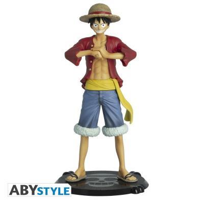 One piece monkey d luffy figurine sfc 17cm