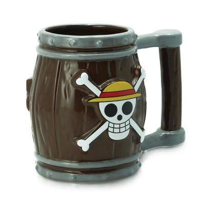 One piece mug 3d 350ml tonneau