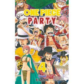 One piece party tome 4