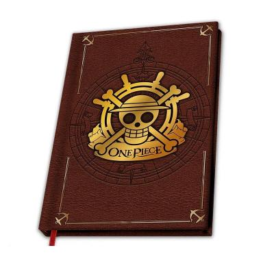 One piece skull notebook a5 premium