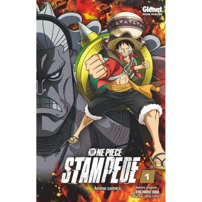 One piece stampede tome 1