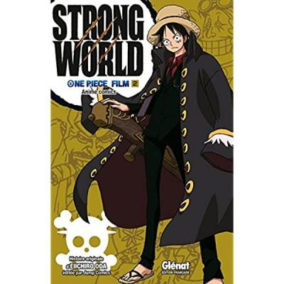 One piece strong world anime comics tome 2