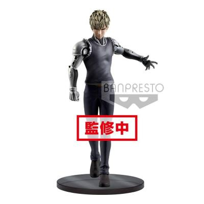 One punch man figurine dxf genos 20cm