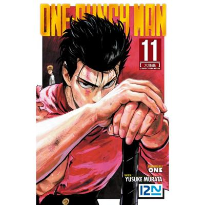 One punch man tome 11