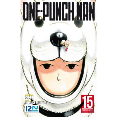 One punch man tome 15