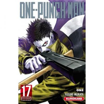 One punch man tome 17