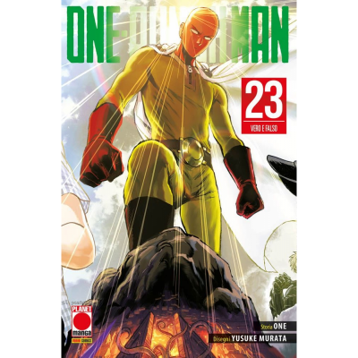 One punch man tome 23