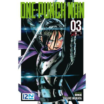 One punch man tome 3