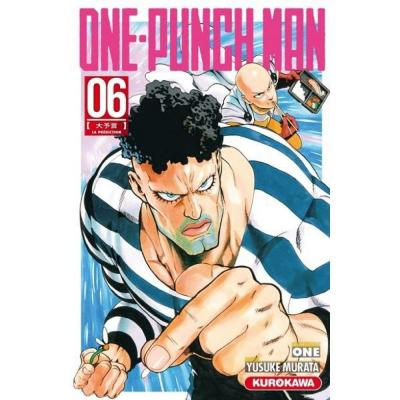 One punch man tome 6