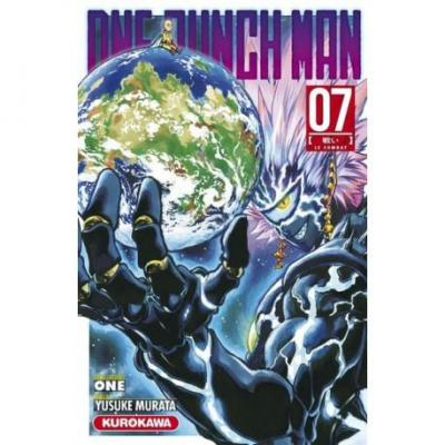 One punch man tome 7