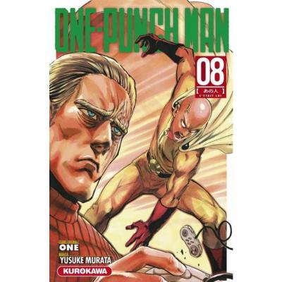 One punch man tome 8