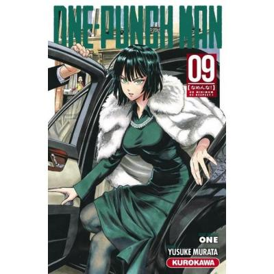 One punch man tome 9