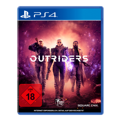 Outriders ps5 upgrade