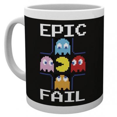 Pac man mug 300 ml epic fail