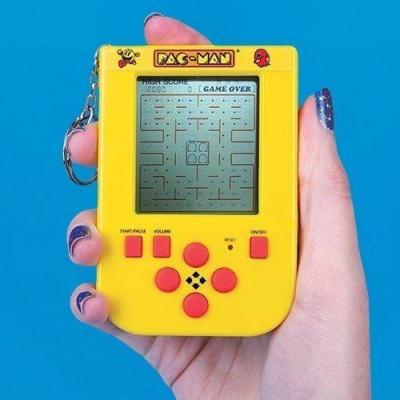 Pac man porte cles arcade game