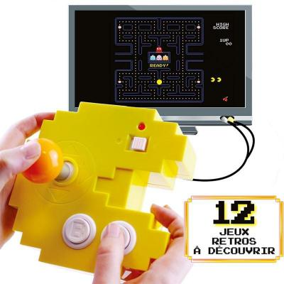 Pacman console de jeu pacman