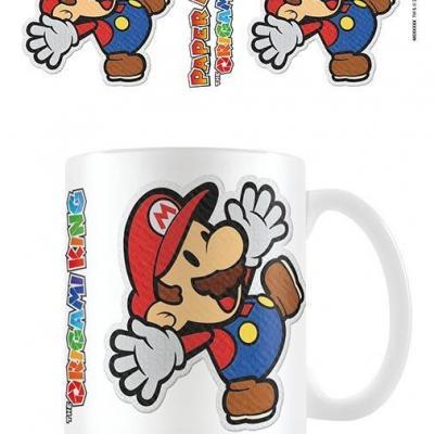 Paper mario sticker mug 315ml