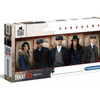 Peaky blinders panorama puzzle 1000p 1